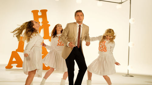 Film Once upon a time ... in Hollywood